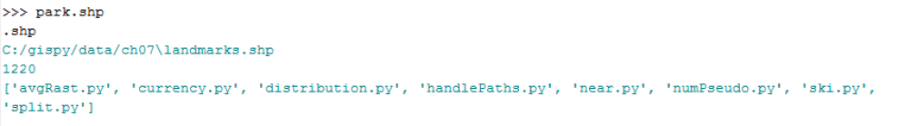 Python – Will Jonas GIS